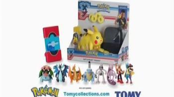 Tomy Kalos Region Pokédex TV Spot, 'Pokédex and Battle Ready Pikachu' - Thumbnail 10