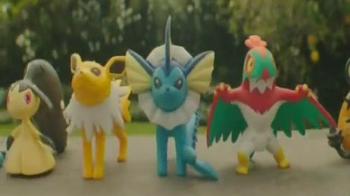 Tomy Kalos Region Pokédex TV Spot, 'Pokédex and Battle Ready Pikachu' - Thumbnail 4