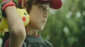 Tomy Kalos Region Pokédex TV Spot, 'Pokédex and Battle Ready Pikachu' - Thumbnail 8