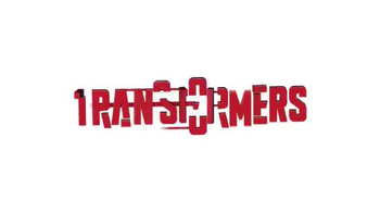 Transformers: Age of Extinction Mega 1-Step Bumblebee Figure TV Spot - Thumbnail 1