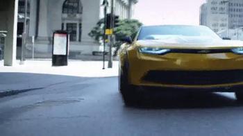 Transformers: Age of Extinction Mega 1-Step Bumblebee Figure TV Spot - Thumbnail 4