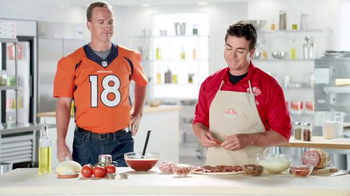 Papa John's Ultimate Meat Pizza TV Spot, 'Up Your Game' Ft. Peyton Manning - Thumbnail 2