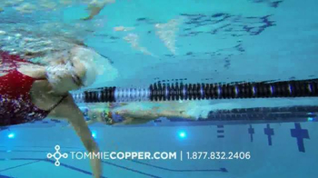 Tommie Copper Knee Sleeve TV Spot, 'Achieve Your Dream' Feat. Dara Torres - Thumbnail 2