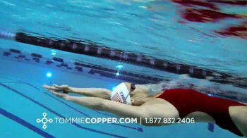 Tommie Copper Knee Sleeve TV Spot, 'Achieve Your Dream' Feat. Dara Torres - Thumbnail 3