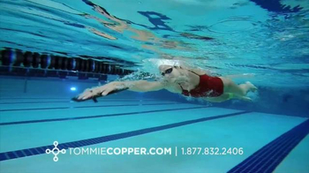 Tommie Copper Knee Sleeve TV Spot, 'Achieve Your Dream' Feat. Dara Torres - Thumbnail 4