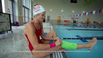Tommie Copper Knee Sleeve TV Spot, 'Achieve Your Dream' Feat. Dara Torres