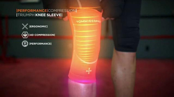 Tommie Copper Knee Sleeve TV Spot, 'Achieve Your Dream' Feat. Dara Torres - Thumbnail 7