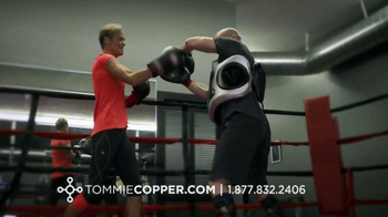 Tommie Copper Knee Sleeve TV Spot, 'Achieve Your Dream' Feat. Dara Torres - Thumbnail 8
