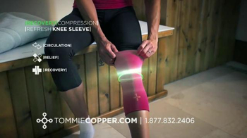 Tommie Copper Knee Sleeve TV Spot, 'Achieve Your Dream' Feat. Dara Torres - Thumbnail 9