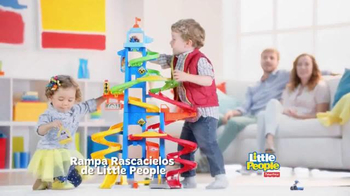 Fisher Price Little People City Skyway TV Spot, 'En El Coche' [Spanish] - Thumbnail 4