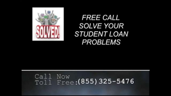 Student Loan Help Line TV Spot, 'Buried in Student Loan Debt?' - Thumbnail 9