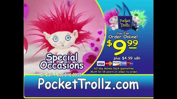 Pocket Trollz TV Spot, 'Make All Sorts of Wishes' - Thumbnail 9