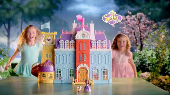 Sofia the First Royal Prep Academy Playset TV Spot, 'Magic in Every Corner' - Thumbnail 1