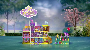 Sofia the First Royal Prep Academy Playset TV Spot, 'Magic in Every Corner' - Thumbnail 10