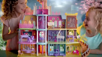 Sofia the First Royal Prep Academy Playset TV Spot, 'Magic in Every Corner' - Thumbnail 2
