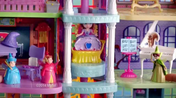 Sofia the First Royal Prep Academy Playset TV Spot, 'Magic in Every Corner' - Thumbnail 5