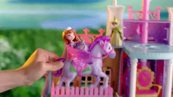 Sofia the First Royal Prep Academy Playset TV Spot, 'Magic in Every Corner' - Thumbnail 8