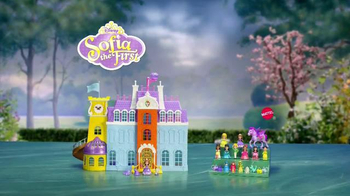 Sofia the First Royal Prep Academy Playset TV Spot, 'Magic in Every Corner' - Thumbnail 9