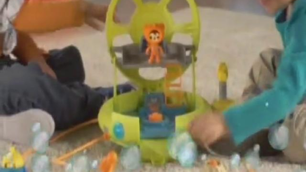Fisher Price Octonauts Tv Commercial Deep Sea Lab