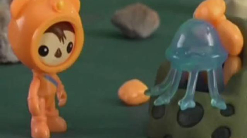 Fisher Price Octonauts TV Spot, 'Deep Sea Lab' - Thumbnail 6