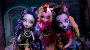 Monster High Freaky Fusion TV Spot, 'The Hybrids Are Coming'