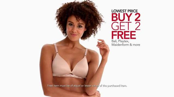 Macy's Lowest Prices of the Season TV Spot, 'October 2014' - Thumbnail 4