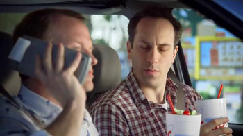 Sonic Drive-In Sonic Splash Sodas TV Spot, 'Calculator Phone' - Thumbnail 7