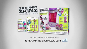 RoseArt Graphic Skinz Design Studio TV Spot, 'Make a Work of Art' - Thumbnail 8