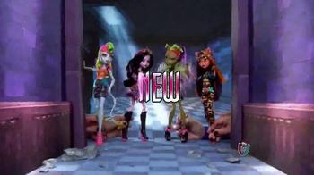 Monster High Freaky Fusion TV Spot, 'Halloween' - Thumbnail 1