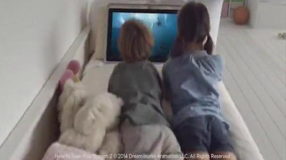 Nabi Big Tab TV Commercial, 'Big Frame'