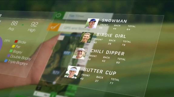 GolfNow.com Mobile App TV Spot, 'Your Own Caddy' - Thumbnail 7
