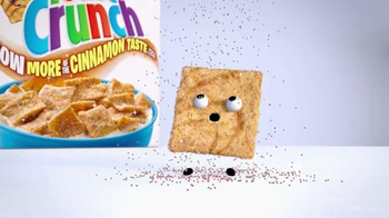 Cinnamon Toast Crunch TV Spot, 'Canela del cielo' [Spanish] - Thumbnail 1