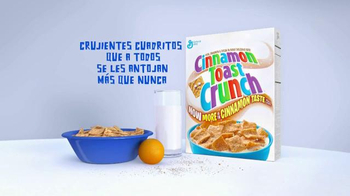 Cinnamon Toast Crunch TV Spot, 'Canela del cielo' [Spanish] - Thumbnail 9