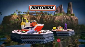 Matchbox Mission: Marine Rescue Shark Ship TV Spot