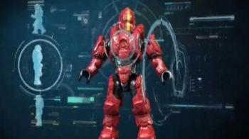 Mega Bloks Halo TV Spot, 'Send Backup!'
