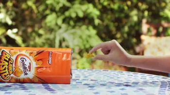 Goldfish Flavor Blasted Xtra Cheddar TV Spot, 'Snake Breath' - Thumbnail 1