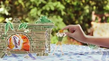 Goldfish Flavor Blasted Xtra Cheddar TV Spot, 'Snake Breath' - Thumbnail 2