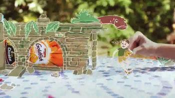 Goldfish Flavor Blasted Xtra Cheddar TV Spot, 'Snake Breath' - Thumbnail 3