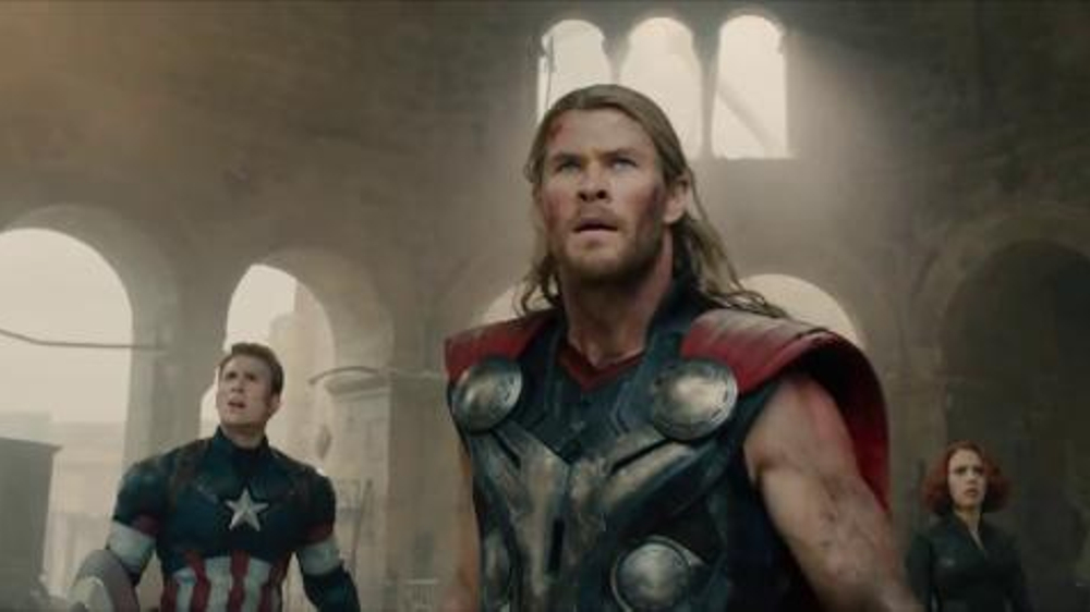 The Avengers: Age of Ultron TV Movie Trailer