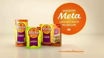 Meta Biotic TV Spot, 'Keep an Eye on Health' Featuring Michael Strahan - Thumbnail 10