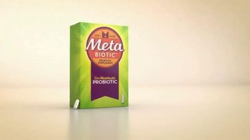 Meta Biotic TV Spot, 'Keep an Eye on Health' Featuring Michael Strahan - Thumbnail 5