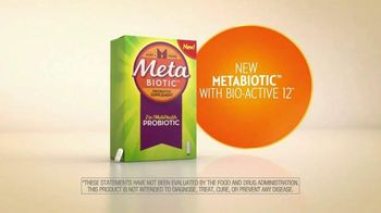 Meta Biotic TV Spot, 'Keep an Eye on Health' Featuring Michael Strahan - Thumbnail 6