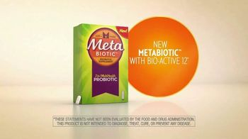 Meta Biotic TV Spot, 'Keep an Eye on Health' Featuring Michael Strahan - Thumbnail 7