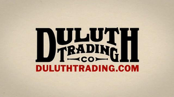 Duluth Trading TV Spot, 'Fire Hose Work Pants vs. a Grab-Happy Grizzly' - Thumbnail 7