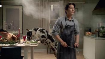 VIZIO P-Series Ultra HD TV Spot, 'Turkey Dinner' - Thumbnail 5