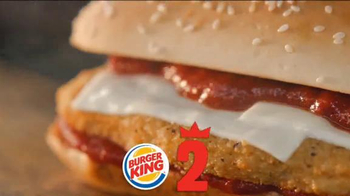 Burger King Italian Original Chicken Sandwich TV Spot, '2 For $5: Better' - Thumbnail 4