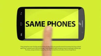 Straight Talk Wireless Alcatel OneTouch Pop Icon TV Spot - Thumbnail 7