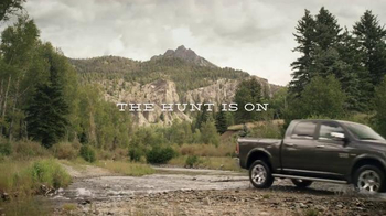 2014 Ram 1500 Outdoorsman Mossy Oak Edition TV Spot, 'They're Here' - Thumbnail 9
