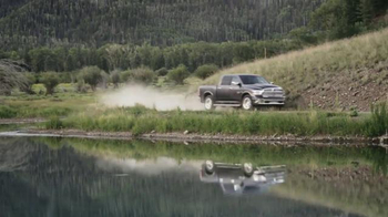 2014 Ram 1500 Outdoorsman Mossy Oak Edition TV Spot, 'They're Here' - Thumbnail 1