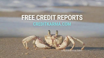 Credit Karma TV Spot, \'Crab\'